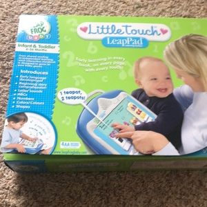 Other - Leap Pad Baby